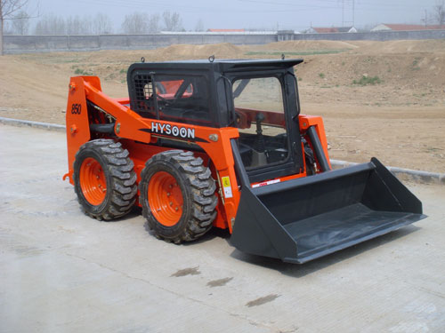 HY850 Skid Steer Loader