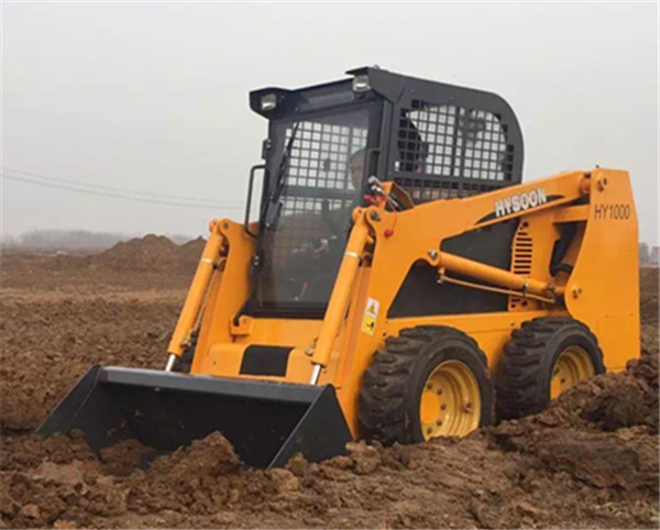 HY1000 Skid Steer Loader